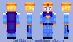 Alert! Alert! Minecraft Skin
