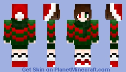 Christmas Minecraft Skin
