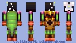 Deku Link Minecraft