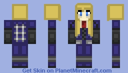 Jill (Sandwich) Valentine (Resident Evil 5) Minecraft