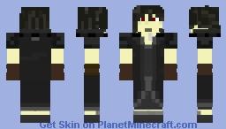 Noctis Lucas Caelum | King's Trenchcoat (FF Vs. XIII) Minecraft Skin