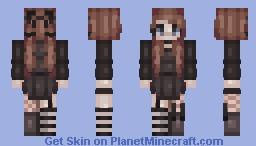 Fake Smiles 💐 Minecraft Skin