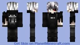 Jaden Andersson. Minecraft Skin