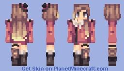 Houdini Minecraft Skin