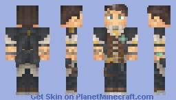 Borderlands 2 - Handsome Jack Minecraft Skin