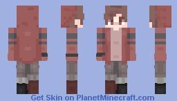 Skin Request - For Fireflux Minecraft Skin