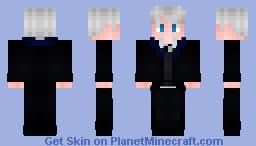 Jack Frost-Ravenclaw Minecraft Skin