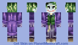 Even to a guy like me, that's cold. Minecraft Skin