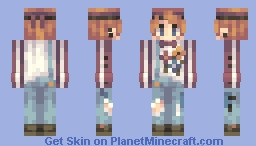 ko ko bop Minecraft Skin