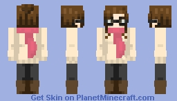 Librarian thing Minecraft Skin