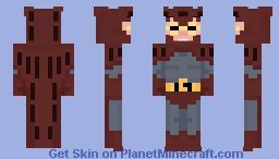 Watchmen - Nite Owl Minecraft Skin