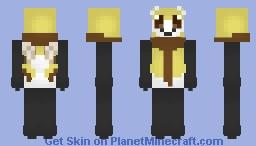 Ribombee - Pokemon Minecraft Skin