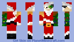 Android Santa (For Competition)