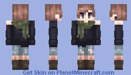 Winter is here? ;^) Minecraft Skin