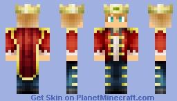 Prince Minecraft