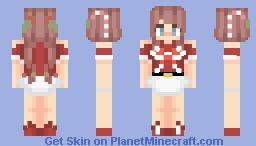 Lollii l Kaitou Minecraft Skin