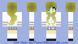 Kyara Nellis Tsuka (Upside Down Stories) (Aphmau) (PDH)) (Minecraft) (OC) Minecraft Skin