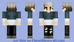 City Living Minecraft Skin