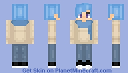 ~Sweater Thingy~ (Requests) Minecraft Skin