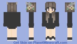 » Cozy Sweater Girl « Minecraft Skin