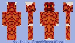 The Dragonic Minecraft Skin