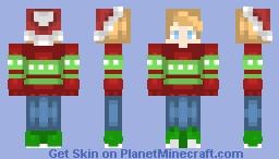 For My Brother, Oscar | HomeworldGeek Minecraft Skin