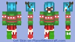 Personal Skin | HomeworldGeek Minecraft Skin