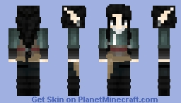 Yesmin~ Roleplay Skin Minecraft