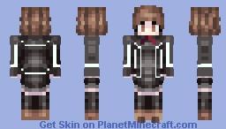 Yuki Cross - Vampire Knight Minecraft Skin