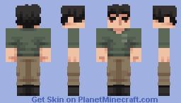 me irl 2 Minecraft Skin