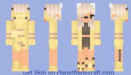 Tutushii - PikaChibi #2 Minecraft Skin