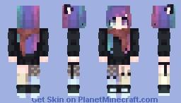 happy holidays everyone :3 Minecraft Skin