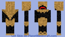 All I Want For The Holidays Is To Hunt A Dragon Minecraft Skin