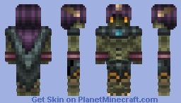 Nothing but a poor excuse for posting moar bad artwurk Minecraft Skin