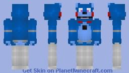 Bon-Bon (FNaF SL) Minecraft Skin