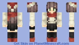 °♚ςħμłł♚° Yay Christmas! Minecraft Skin
