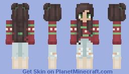 Christmas Skin! :D Minecraft Skin