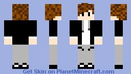Cool Boy Skin Minecraft Skin