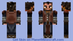 Lord John - Medieval Ghent adventure map - Skin Series Minecraft