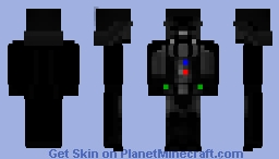 Darth Vader (Rogue One Skin Series #12) Minecraft Skin