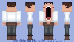 Frank, Devourer of Food | All I Want For The Holidays Skin Contest Minecraft
