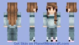 Dreamless Nights Minecraft Skin