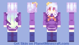 Shiro! • No Game No Life Minecraft