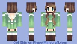 Leaving (alt. skin tones) Minecraft Skin