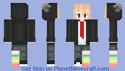 ~RainB3ar [Male Ver.] Minecraft Skin