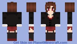 -=Mida Rana (Seventh Rival)=- Minecraft Skin