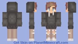 Steve model , 1.8 .. close to copper color . Minecraft Skin