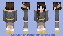 Evangeline // Persona Minecraft Skin