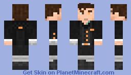 Tales From The Borderlands - Rhys Atlas Minecraft Skin