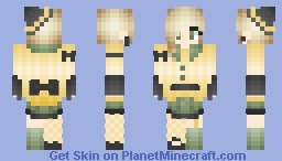 Mint Butter - contest entry Minecraft Skin